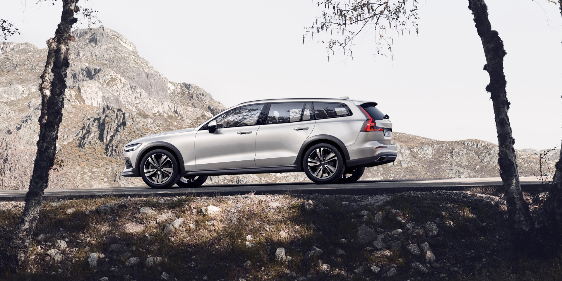 Der neue Volvo V60 Cross Country