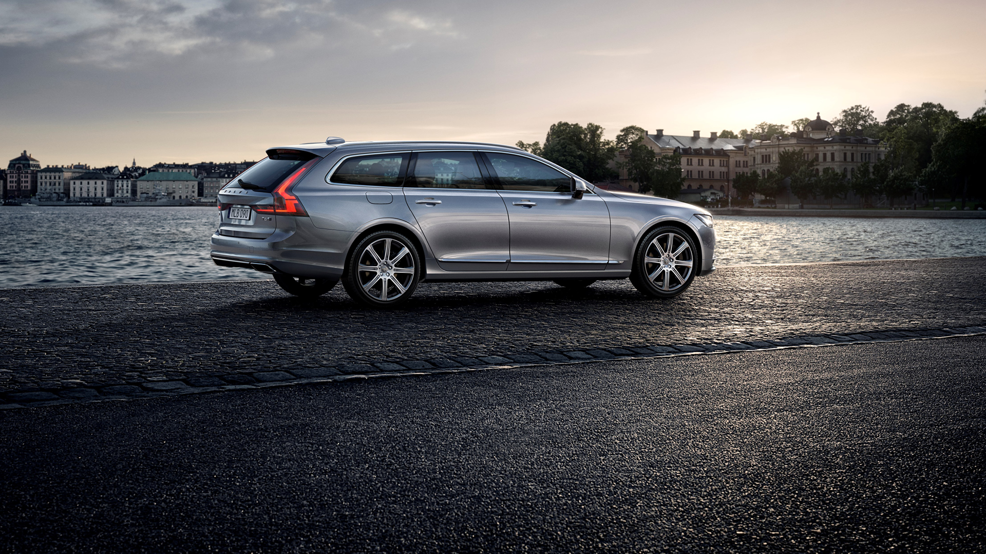 The all new Volvo V90