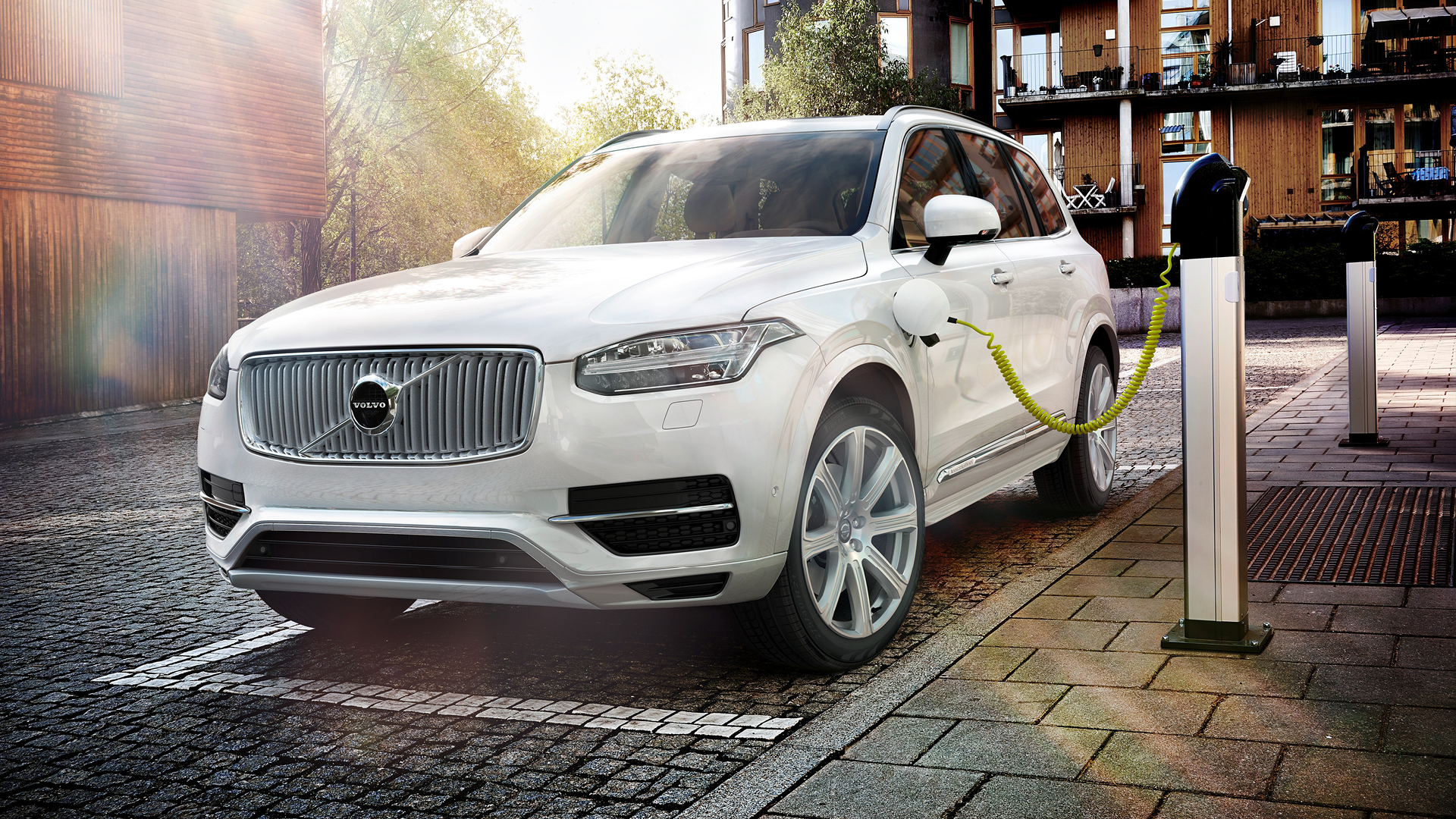 The all new Volvo XC90 Twin Engine